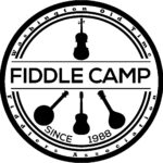 Fiddle Camp Logo - White