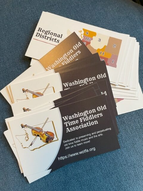 WOTFA Business Cards